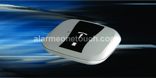 COFFRE FORT MOVIBLE ALARM.COM