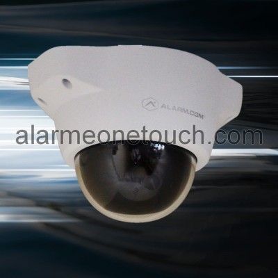 CAMERA DOME INTERIEUR ALARM.COM V820